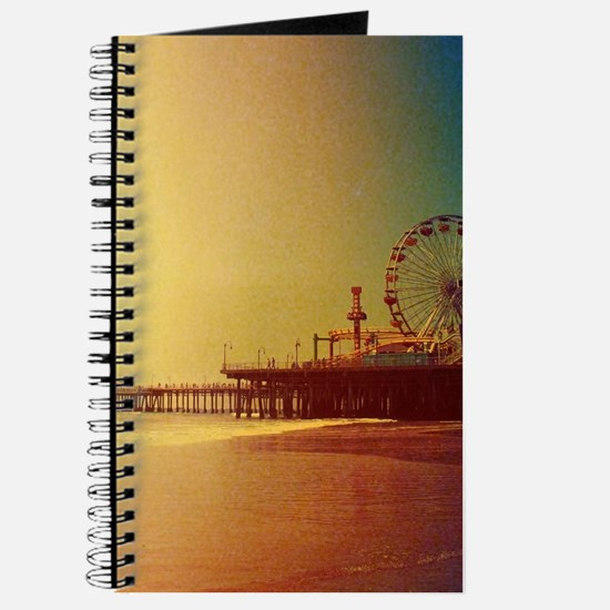 Cool Santa monica pier Journal