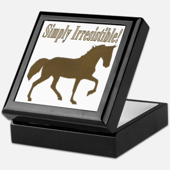 Simply Irresistible! Keepsake Box