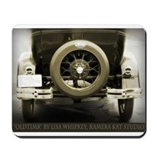 """""""Old Timer"""" Mousepad"""