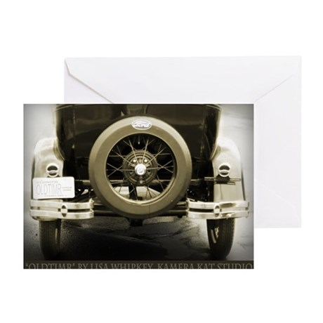 """""""Old Timer"""" Greeting Cards (Pk of 10)"""