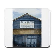 """Farm Fresh"" Mousepad"
