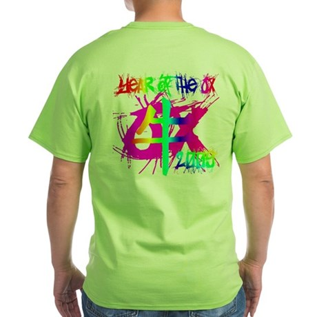 Year of the OX Green T-Shirt