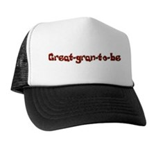 Great-gran-to-be Trucker Hat