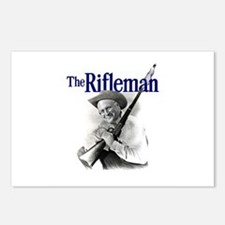 The Rifleman Postcards (Package of 8)