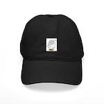 Embden Gander Black Cap