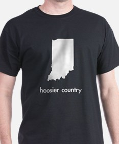Unique Hoosier basketball T-Shirt