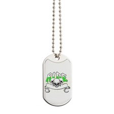Cute Scary Dog Tags