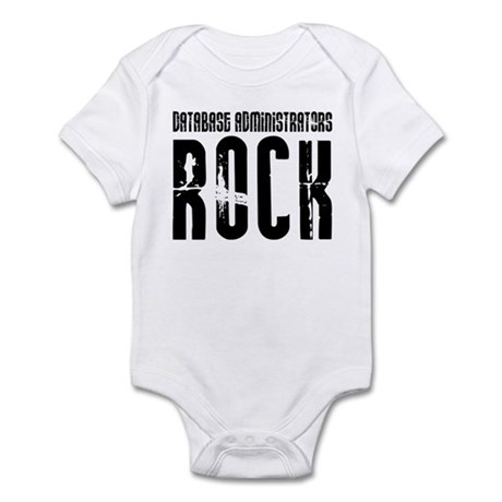 Database Administrators Infant Bodysuit