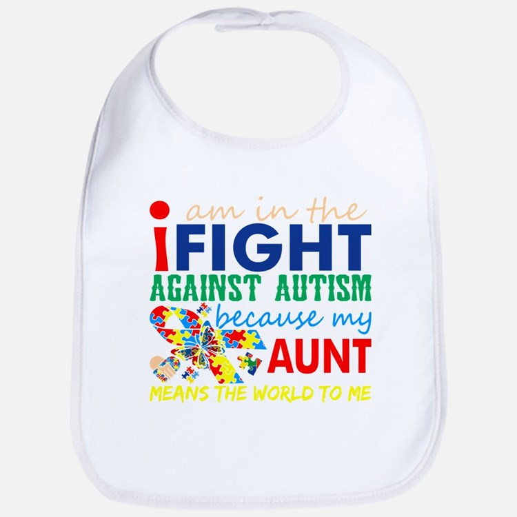 Im Fight Against Autism My Aunt Means World To Me