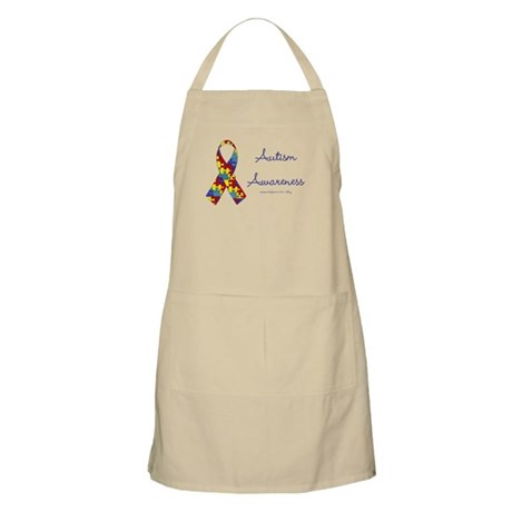 Autism Awareness BBQ Apron