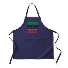 Little Italy Apron (dark)