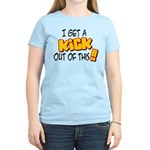 Kick Out of This Women's Light T-Shirt