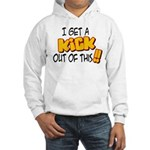 Kick Out of This Hooded Sweatshirt