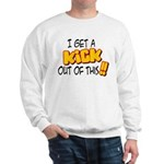 Kick Out of This Sweatshirt