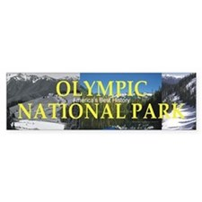 ABH Olympic NP Bumper Sticker