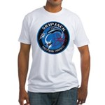 USS SKIPJACK Fitted T-Shirt