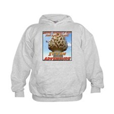 morel mountain products Hoodie