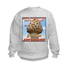 morel mountain products Sweatshirt