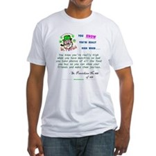 St Potrickism 408 Photo Food / Shirt