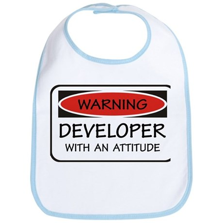 Attitude Developer Bib