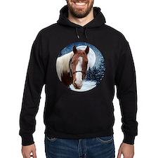 Paint Horse Winter Hoodie
