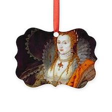 Queen Elizabeth I Ornament