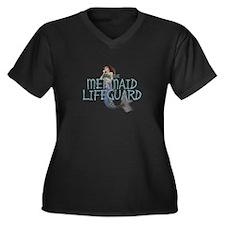 Ron Paul for Women's Plus Size V-Neck Dark T-Shirt
