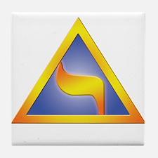 Masonic LoP 14th Tile Coaster