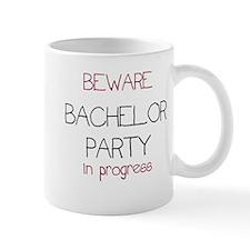Beware the Bachelor Party Mug
