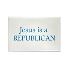 Cute Republicans Rectangle Magnet