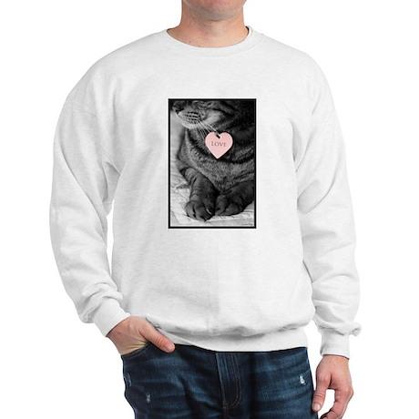 """Kitty Love"" Sweatshirt"