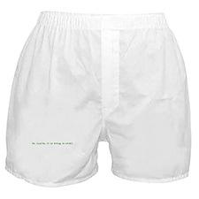Cute Tom servo Boxer Shorts