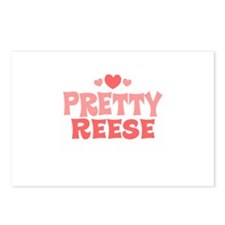 Reese Postcards (Package of 8)