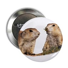 "Unique Wild dogs 2.25"" Button (10 pack)"