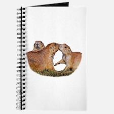 Cute Prairie dog Journal