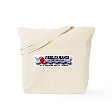 Hurricane Frances Tote Bag