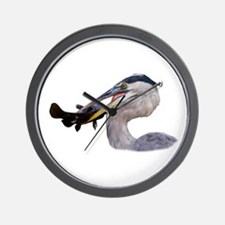 Cute Bird watchers Wall Clock