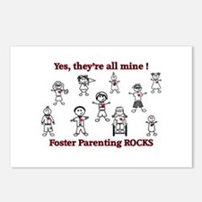 Cool Foster parent Postcards (Package of 8)