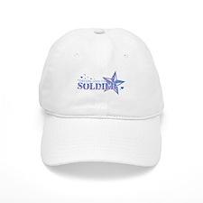 This girl loves her Soldier Baseball Cap