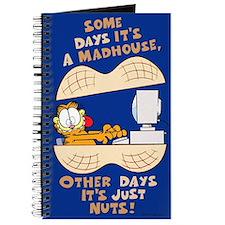 Garfield Just Nuts Journal