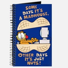 Garfield Just Nuts Journal
