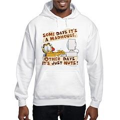 Garfield Just Nuts Hoodie