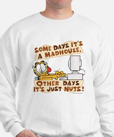 Garfield Just Nuts Sweatshirt