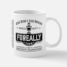 Foreally 2 Sided Mug Mugs