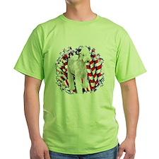Bedlington Patriotic T-Shirt