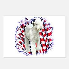 Bedlington Patriotic Postcards (Package of 8)