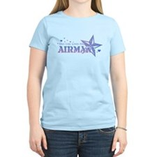 This girl loves her Airman T-Shirt