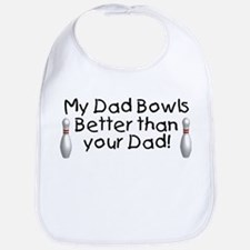 Dad's Bowling Bib