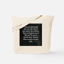 Cute Tribe Tote Bag