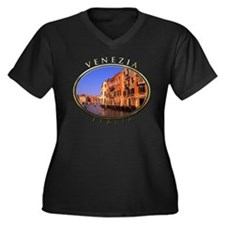 Venice, Italy Plus Size T-Shirt